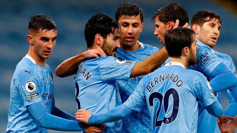 Манчестер Сити - Брайтон: прогноз на матч