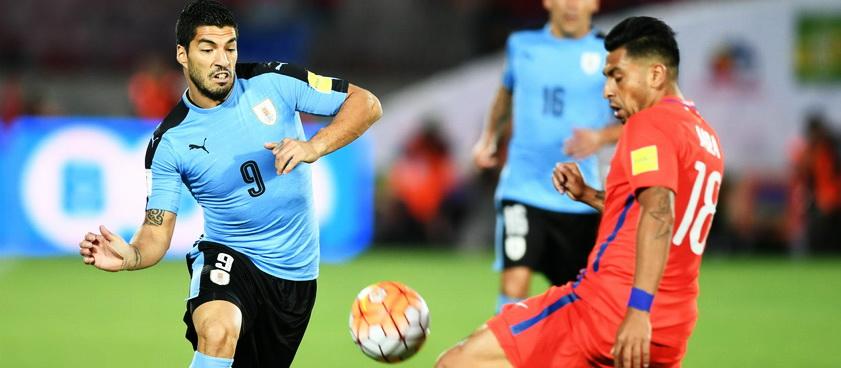 Chile - Uruguay. Predictii sportive de la Copa America