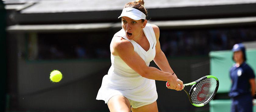 Simona Halep - Victoria Azarenka. Turul al treilea de la Wimbledon 2019