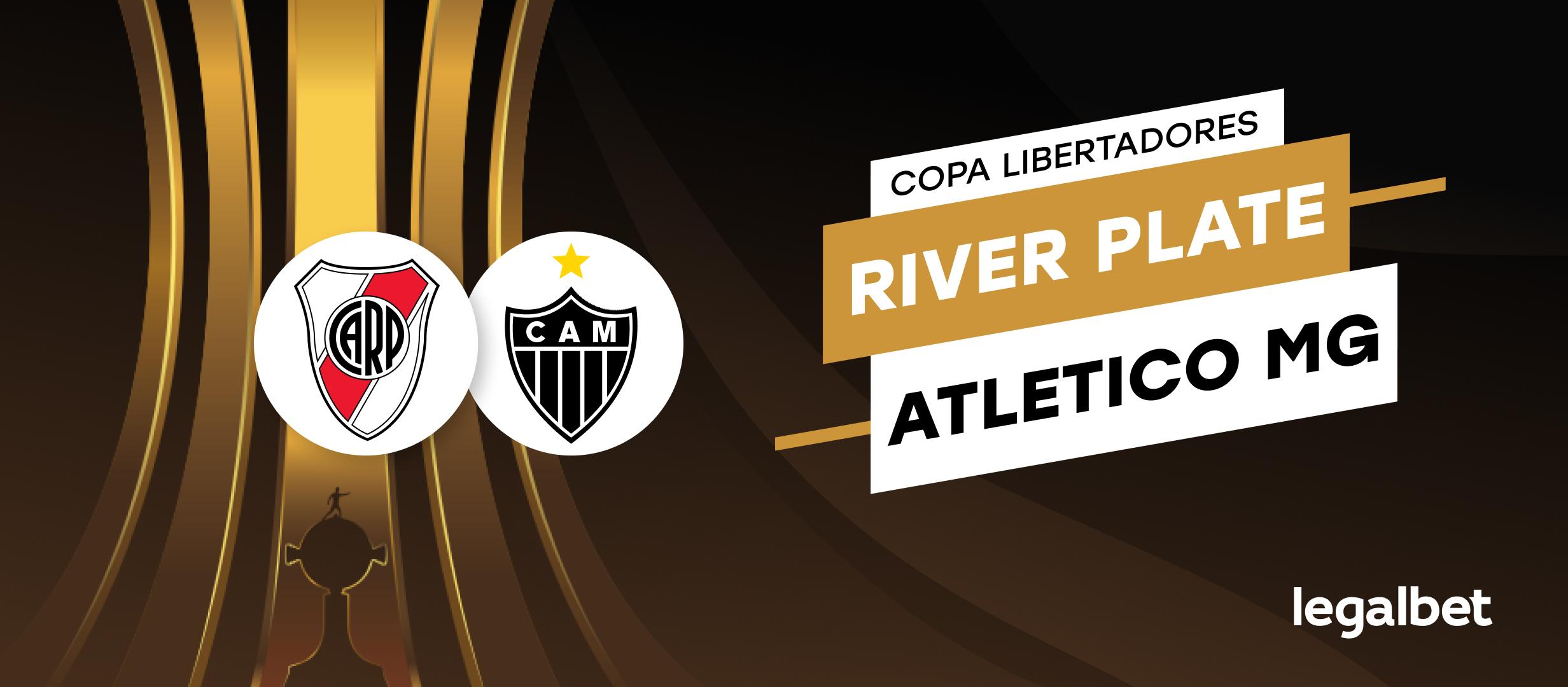 Previa y Analisis River Plate - Atletico MG, Copa Libertadores 2021
