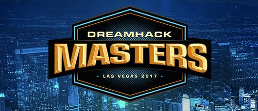 Ставки на киберспорт. DreamHack Masters Las Vegas 2017