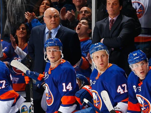 Константин Федоров: Прогноз на матч НХЛ «Кэпиталз» - «Айлендерс»: прийти в себя после пощёчины.