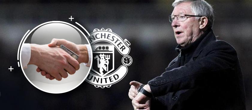 Alex Ferguson, acusado de amañar un partido de Champions
