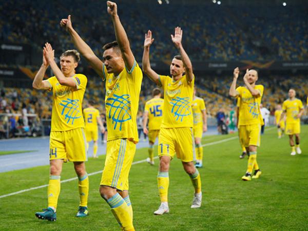 Archie23: Экспресс на групповой этап Лиги Европы.