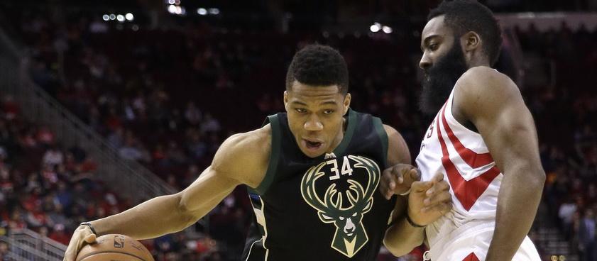 Milwaukee Bucks - Houston Rockets. Pronosticuri NBA