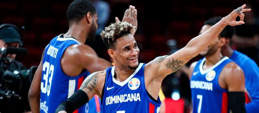 Доминиканская Республика — Франция: торжество результативного баскетбола