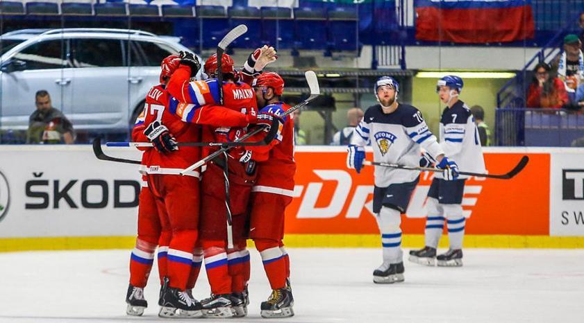 Россия – Финляндия: прогноз на полуфинальный матч чемпионата мира по хоккею