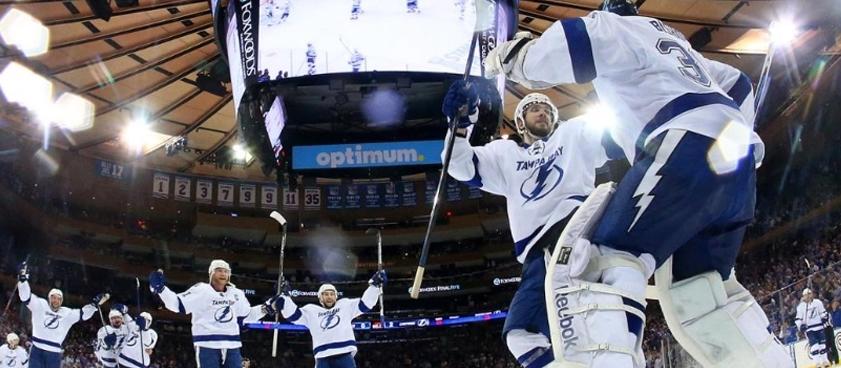 Прогноз на матч НХЛ «Монреаль» - «Тампа-Бэй»: прошлогодний лидер возвращается?