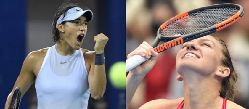 Pariul meu din tenis Simona Halep vs Caroline Garcia