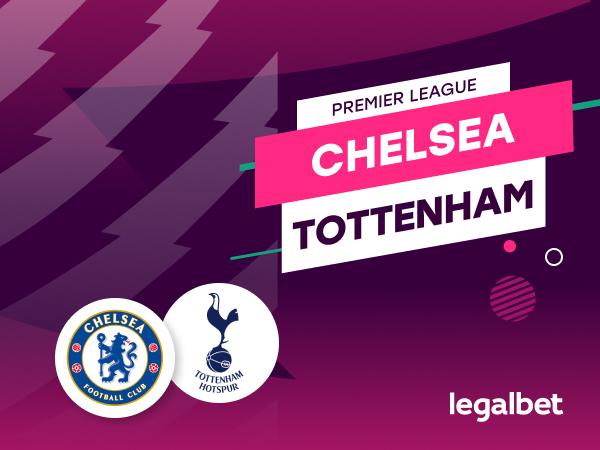 Antxon Pascual: Apuestas y cuotas Chelsea - Tottenham, Premier League 2020/21.