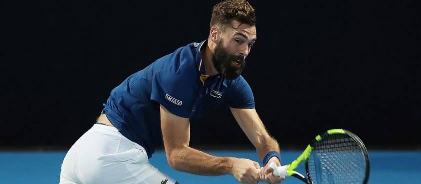 Pronóstico ATP Moscú, Actuación Benoit Paire