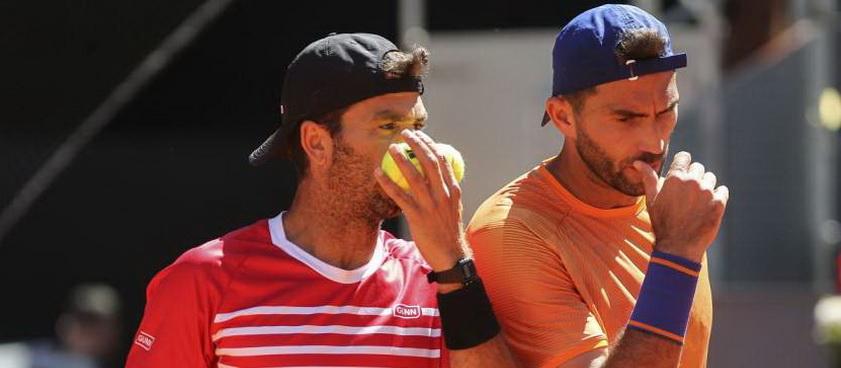 Rojer/Tecau - Pella/Schwartzman: Predictii tenis dublu masculin Roland Garros
