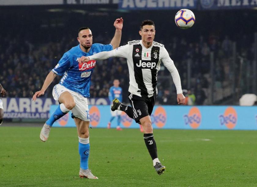 Суперкубок Италии «Ювентус» «Наполи»