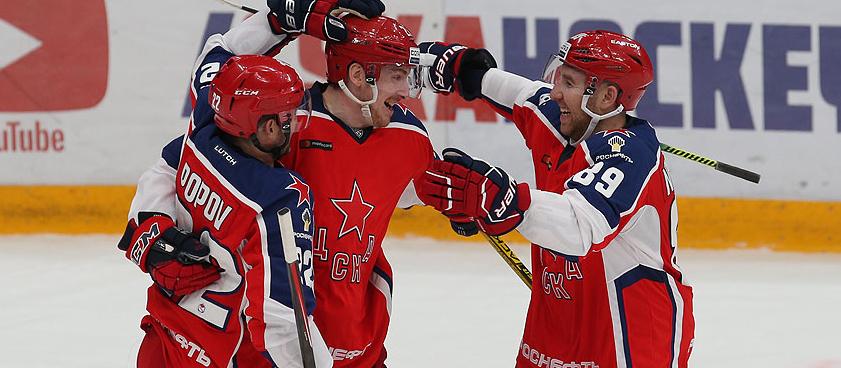СКА – ЦСКА: прогноз на хоккей от Владимира Вуйтека