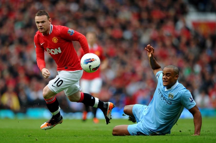Derby-ul orasului Manchester, duel crancen pentru locurile de Liga Campionilor