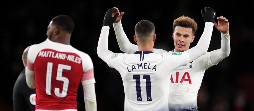 Tottenham - Arsenal: Ponturi fotbal Premier League