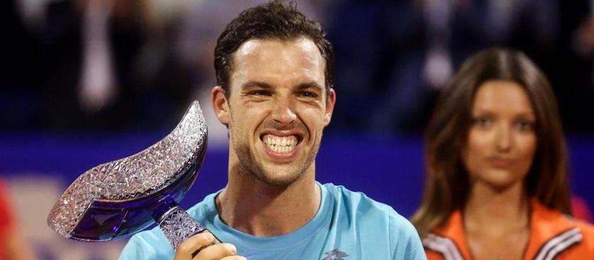 Pella - Cecchinato. Ponturi ATP Monte Carlo