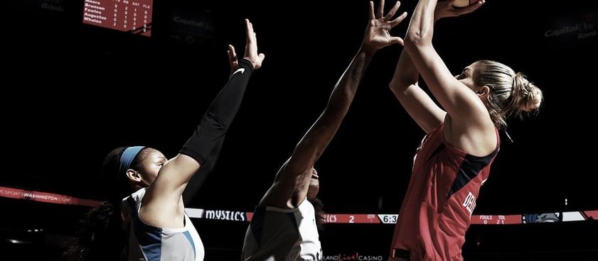 «Вашингтон Мистикс» - «Атланта Дрим»: прогноз на регулярный сезон WNBA