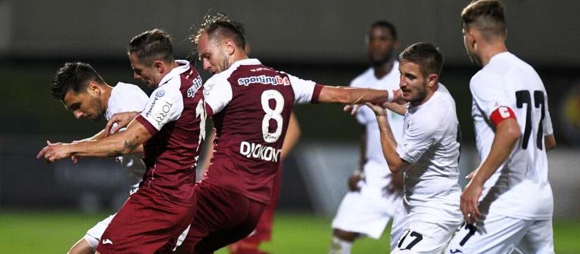 Astra Giurgiu - CFR Cluj. Ponturi Pariuri Liga 1 Betano