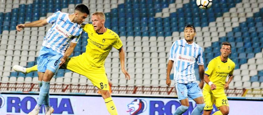 Brøndby IF - Spartak Subotica. Pontul lui Karbacher