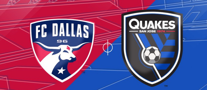 FC Dallas - San Jose Earthquakes. Pontul lui IulianGGMU