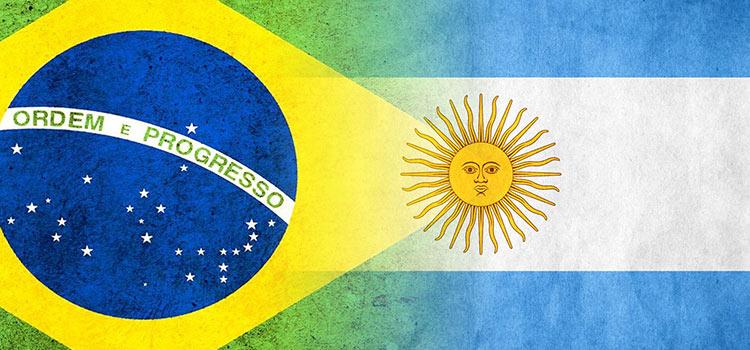 Товарищеские матчи. Прогноз на матч: Бразилия - Аргентина и Россия - Чили
