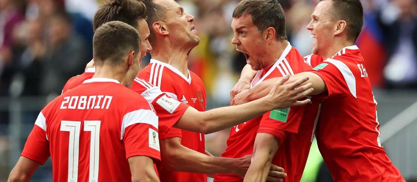 Pronóstico Rusia - Suecia, UEFA Nations Cup 11.10.2018