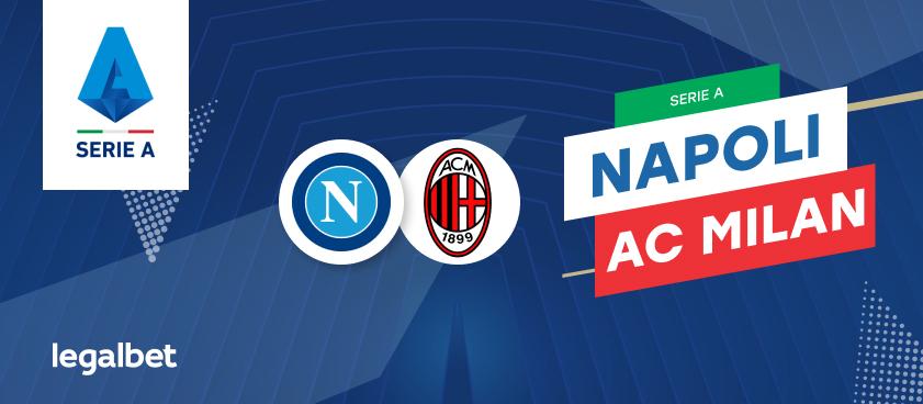 Previa, análisis y apuestas Milan - Napoli, Serie A 2020