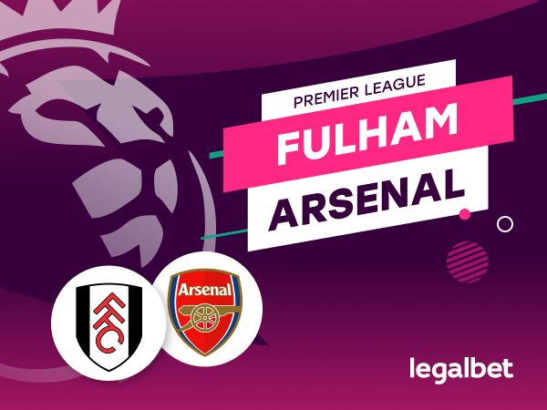Antxon Pascual: Apuestas y cuotas Fulham - Arsenal, Premier League 2020.