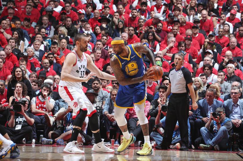 «Голден Стэйт» — «Торонто Рэпторз»: Прогноз на четвертый матч финала НБА
