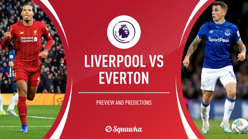 Ливерпуль vs Эвертон: забьют ли обе команды?