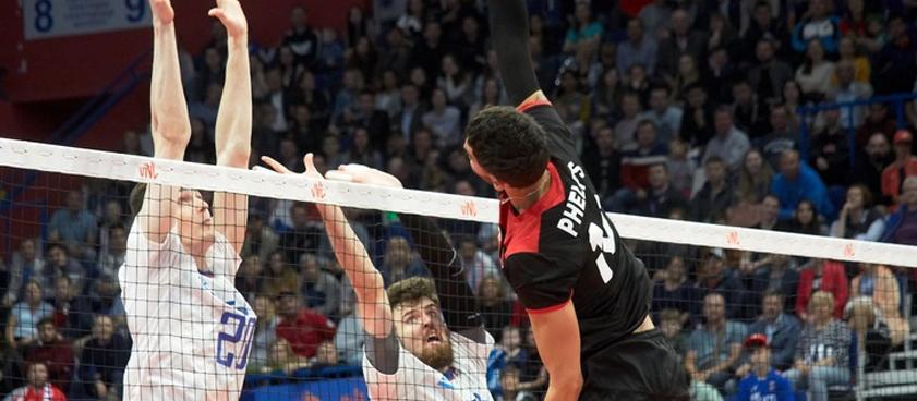 США – Россия: прогноз на Кубок мира по волейболу среди мужчин