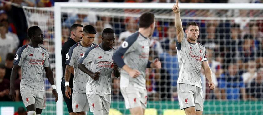 Liverpool - Crystal Palace: Poturi pariuri Premier League