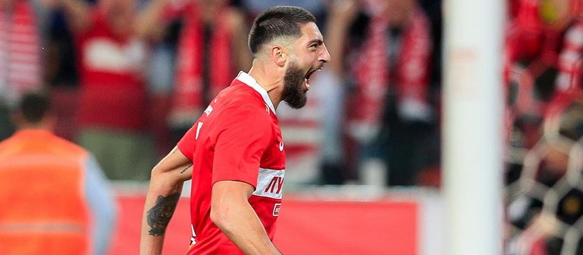 Braga - Spartak Moscova: Ponturi pariuri fotbal Europa League