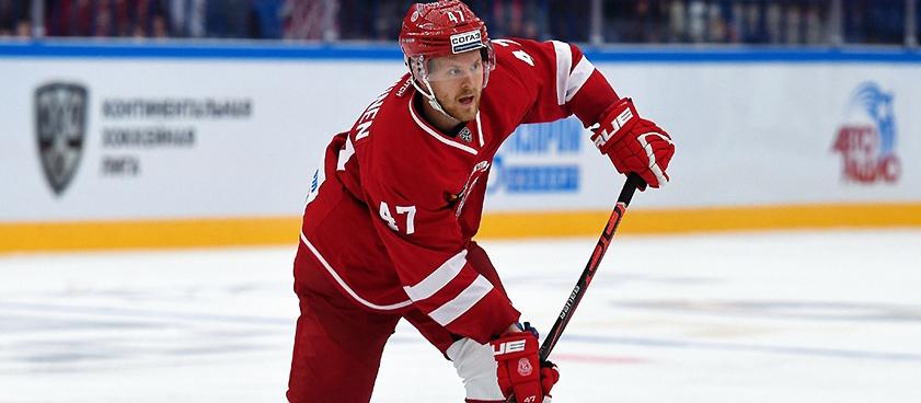 «Витязь» – «Сочи»: прогноз на хоккей от Александра Олейника