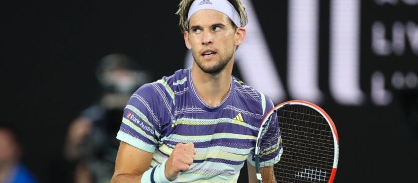Прогноз на матч Australian Open Тим – Зверев: кто впервые выйдет в финал Мельбурна?