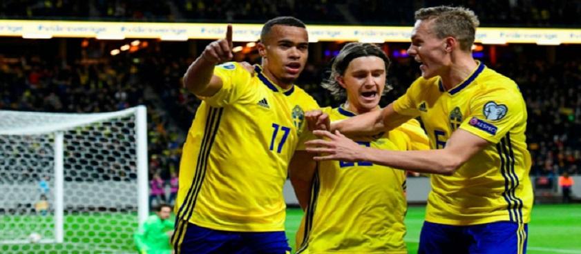 Norvegia - Suedia: Predictii fotbal Preliminarii Euro 2020