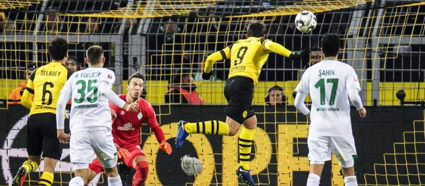 Borussia Dortmund - Werder Bremen. Pronosticuri Cupa Germaniei