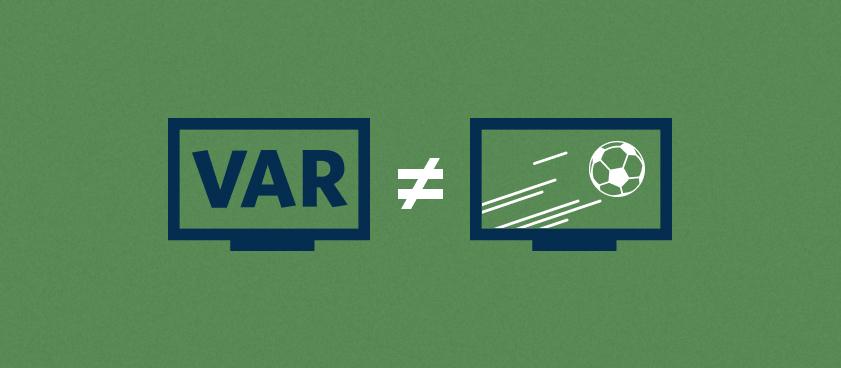 Ставки на VAR: различия в трактовках букмекеров