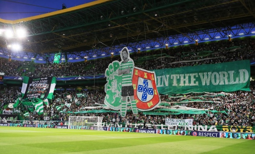 Спортинг Лиссабон - Ювентус