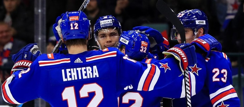 Прогноз на матч КХЛ «Барыс» - СКА: в надежде на удачную восьмую попытку