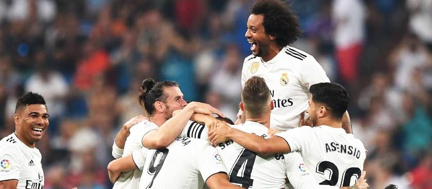 Στοίχημα στο PSG - Real Madrid