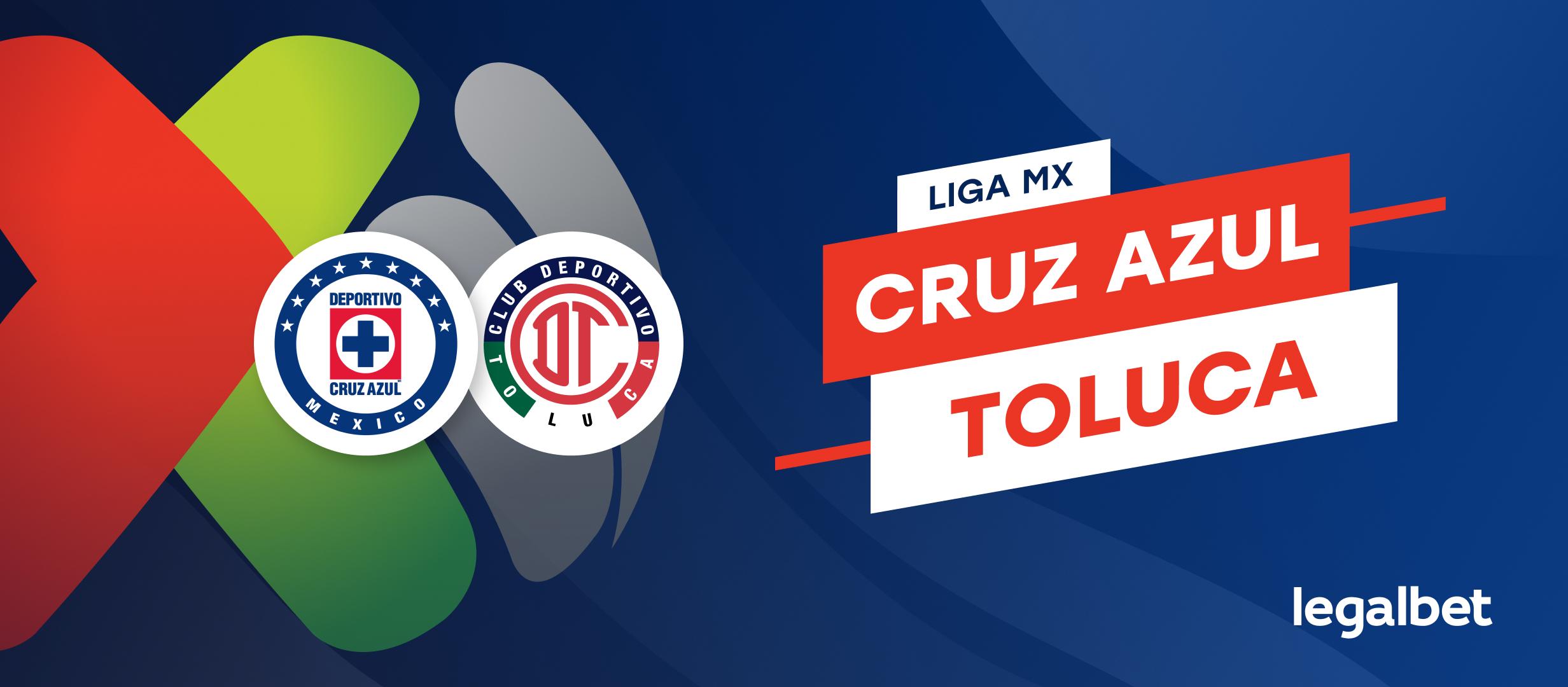 Previa y Analisis Cruz Azul - Toluca, Liga MX 2021