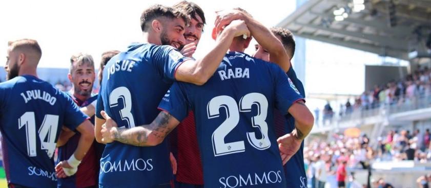 Pronóstico Numancia - Huesca, La Liga Smartbank 2019