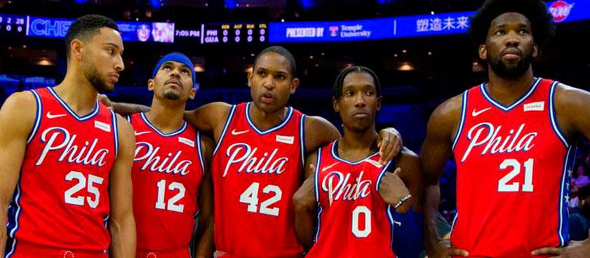«Филадельфия Сиксерс» — «Бостон Селтикс»: новая эра