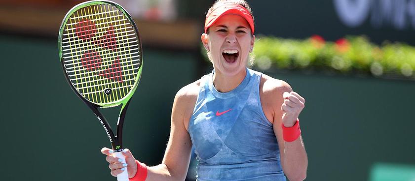 Белинда Бенчич – Анастасия Севастова: прогноз на теннис от Voland96