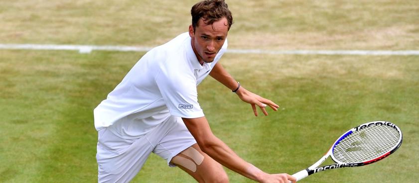 Даниил Медведев – Петер Гойовчик: прогноз на теннис от Игоря Панкова