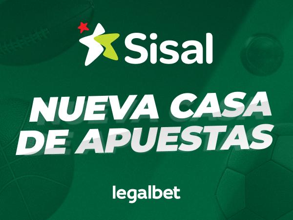 Legalbet.es: ¡Descubre Sisal, nueva casa de apuestas en Legalbet!.