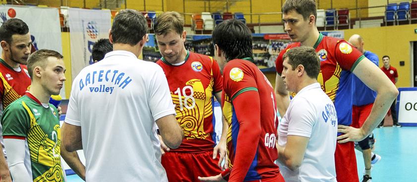 Волейбол. «Академия Казань» - «Дагестан». Прогноз гандикапера VolleyStats