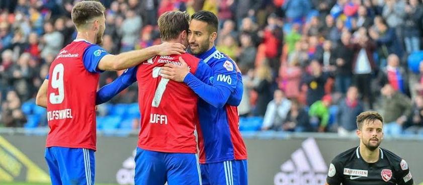 FC Basel - Thun: Pronosticuri pariuri sportive Super League